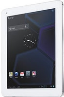 "3Q Q-Pad RC9730C, 8Gb, Wi-Fi, 1.6GHz, 1024Mb RAM, 9.7"" IPS, 1024x768, MicroSD,BT,Android 4.1, White"