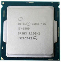 Процессор Intel Core i5-6500 3.2GHz LGA1151 (Skylake, 3.6), 4C/4T, 6 MB L3, HD530, 65W OEM