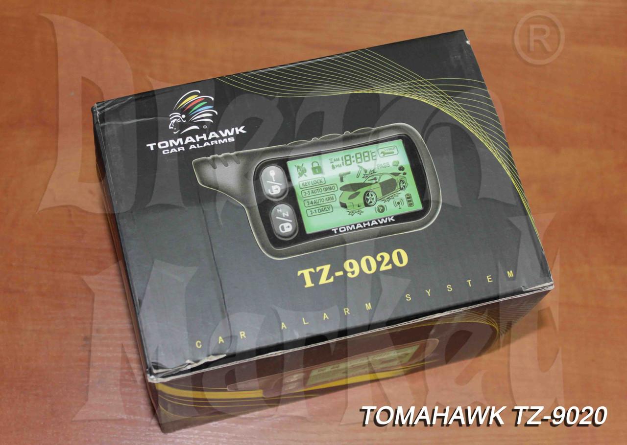 Автосигнализация Tomahawk TZ-9020