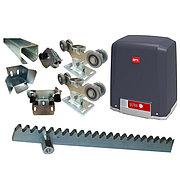 Комплекты для изготовления и автоматизации откатных ворот
