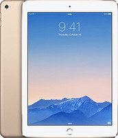 "Apple iPad Air 2 64Gb, Wi-Fi,  2Gb RAM, 9.7"" Multi-Touch, 2048х1536,  Gold"