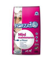 Forza10 Maintenance Mini Pesce (рыба) сухой корм для собак мелких пород, 4 кг