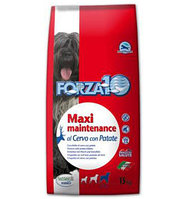 Forza10 Maintenance Maxi Cervo/Patate (оленина/карт.) сухой корм для собак крупных пород, 15 кг