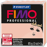 Staedtler Fimo professional  (масса для лепки) rose 85 гр 751327