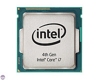 Процессор Intel Core i7 4770K, 3.5 GHz