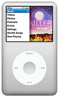 MP3 Player Apple iPod classic,160Gb