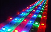 Цветная светодиодная лента 5050 RGB 12V 5 метров, фото 1