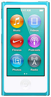 MP3 Player Apple iPod nano, Blue
