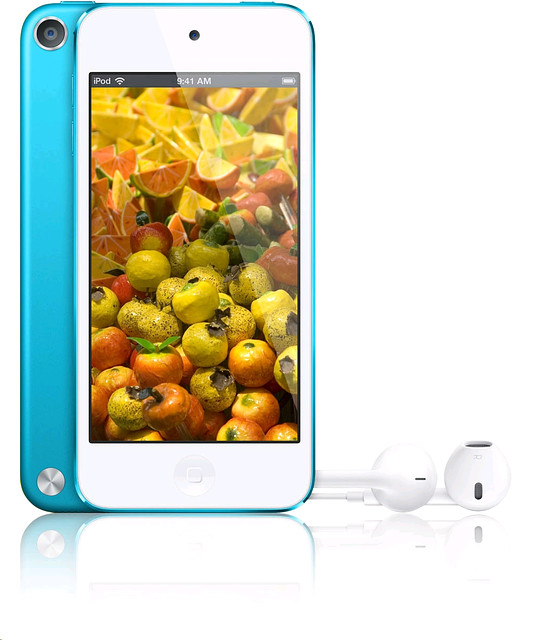 MP4 Player Apple iPod touch 5, 32Gb, Bluе - Ruba Technology в Алматы