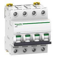 Автоматический выключатель iC60N 4П 40A C