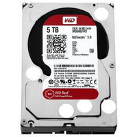 Western Digital Жесткий диск для NAS систем HDD 5Tb  RED SATA WD50EFRX
