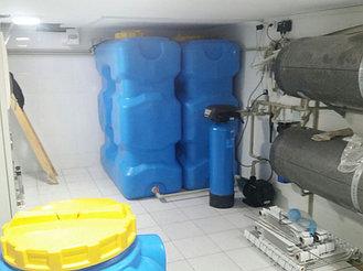Установки систем очистки воды любой производительности для квартир и коттеджей  4