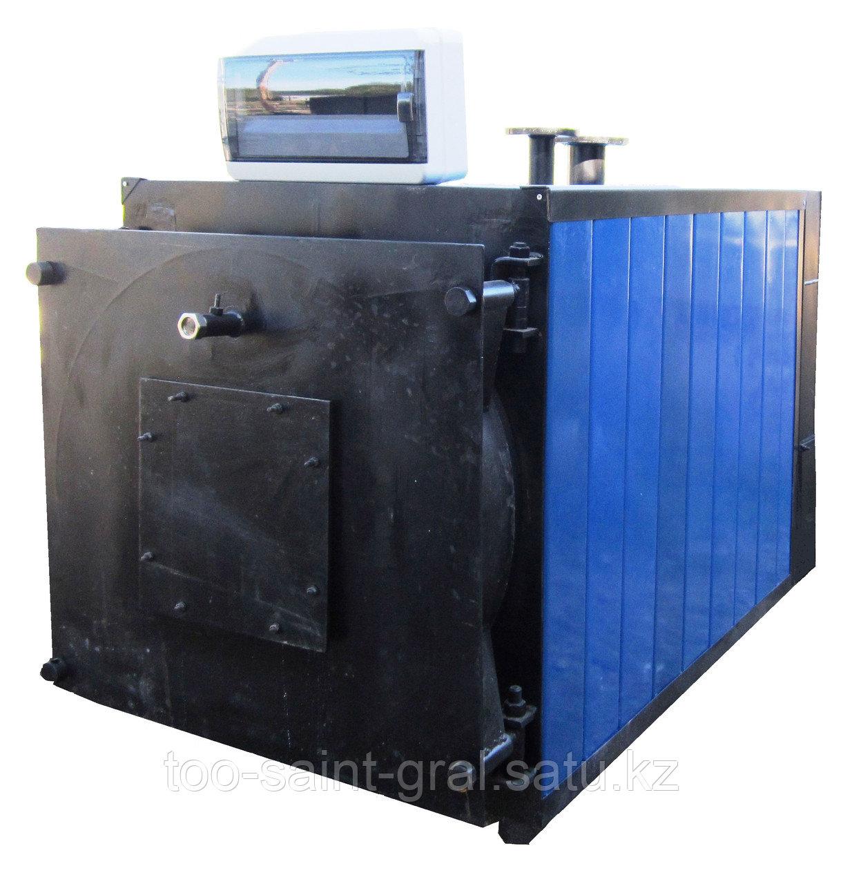 ВВ-620  Котёл водогрейный на жидком топливе и газе