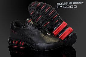 Кроссовки Adidas Рorsche Design IV (4) series черно-красные