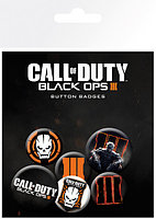 "Набор значков ""Call of Duty: Black Ops III"" (Call of Duty: Black Ops III – Badge Pack)"