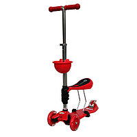 Самокат Babyhit ScooterOK Tolocar, RED