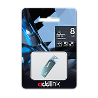 Флешка 8GB USB Flash Drive (Blue)
