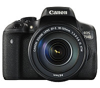 Фотоаппарат Canon EOS 750D kit 18-135mm IS STM