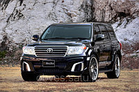Обвес WALD Black Bison на Toyota Land Cruiser 200