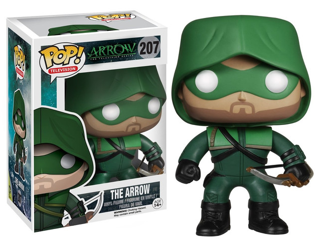 "Фигурка ""Стрела – Оливер Куин"" (DC Comics The Arrow – Oliver Queen Pop! Vinyl Figure)"