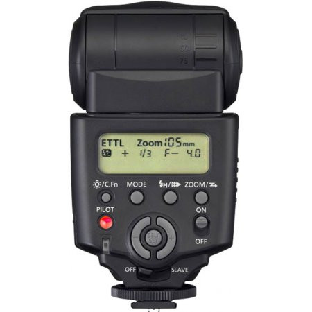 Вспышка Canon SpeedLite 430EX II, Black - Ruba Technology в Алматы