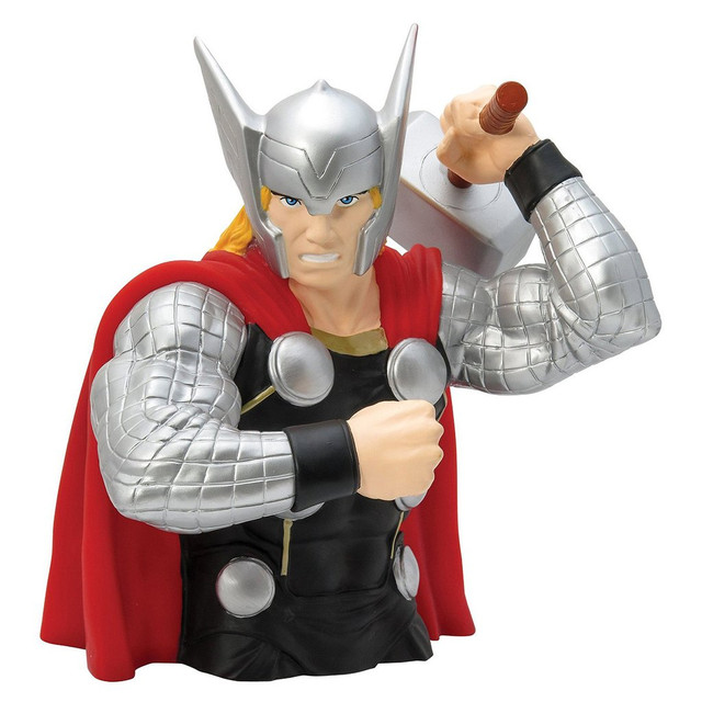 "Бюст-копилка ""Тор"" (Marvel Avengers – Thor Bust Bank)"