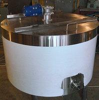 Сыродельная ванна на 1000 литров