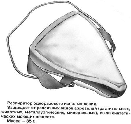 РЕСПИРАТОР КАМА , фото 2