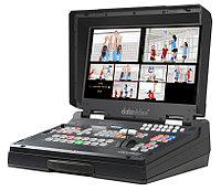 HS-1200 6 Канальная HD портативная видео студия