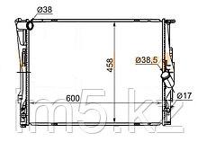 Радиатор BMW 1-SERIES E87 04-