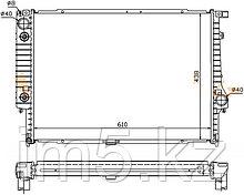 Радиатор BMW 5-SERIES E34 88-96