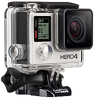 Экшн-камера GoPro Hero4 Silver Edition, Silver-Black
