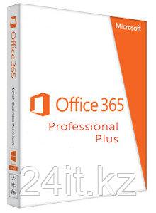 Microsoft Office 365 Профессиональный Плюс. Подписка на 1 рабочее место на 1 год
