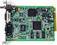 SE-900-DVI Плата DVI Входа, фото 1