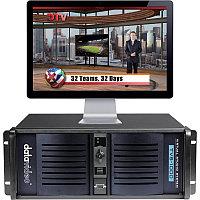 TVS-1000 HD / SD Виртуальная Студия