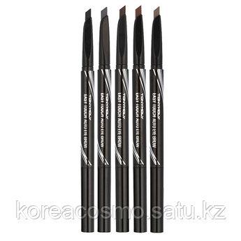 Автоматический карандаш для бровей Tony Moly Easy Touch Auto Eyebrow