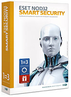 ESET NOD32 Smart Security Platinum Edition - лицензия на 2 года на 3ПК