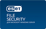 ESET File Security для Microsoft Windows Server/Linux / FreeBSD