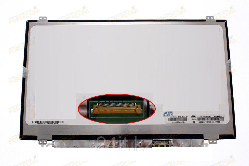"""ЖК экран для ноутбука 14"""" Chimei, N140FGE-EA2, WXGA++ 1600х900, LED"""
