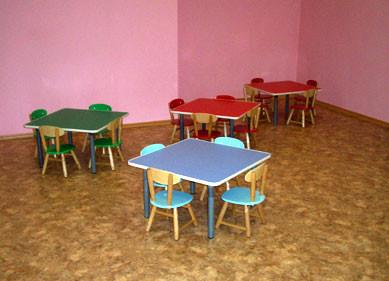 Детский стол и стуля