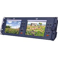 "TLM-702 TFT LCD Мониторная панель 2x7"" Широкоэкранная, фото 1"
