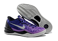 Кроссовки Nike Kobe 8 System GC Purple Black (40-46), фото 1