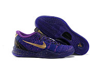 Кроссовки Nike Kobe 8 System Mech Purple Gold (40-46), фото 1