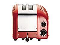 Бытовой тостер  Dualit DU-27045, цвет красный