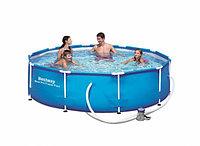 Каркасный бассейн Bestway 3.05m х 76cm  (56059)