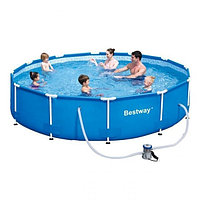 Каркасный бассейн Bestway 3.66m x 76cm  (56062)