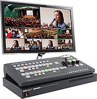 SEB-1200 SE-1200MU 6 входовой видеомикшер + RMC-260 панель управления