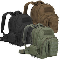 Voodoo Tactical 15-0146 MOLLE Low Drag Pack, Tactical Backpack
