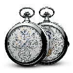 "ЧАСЫ ""VACHERON CONSTANTIN"" MOST COMPLICATED POCKET WATCH С 57-Ю УСЛОЖНЕНИЯМИ"
