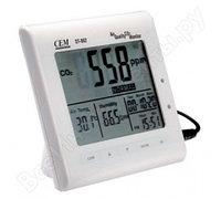 Анализатор воздуха с часами (газоанализатор) СЕМ DT-802 481769